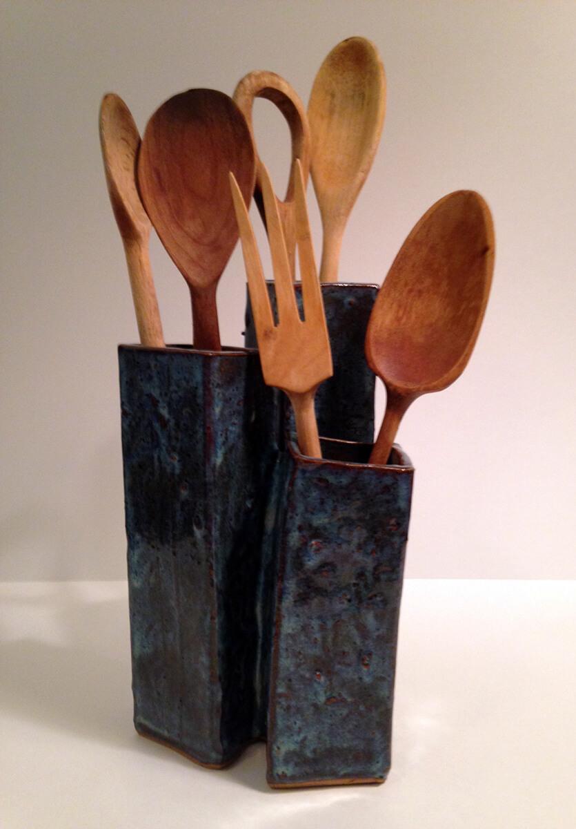 Susan Query Pottery Asheville NC